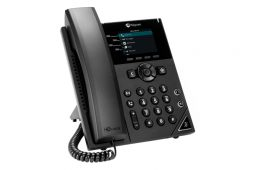 polycom vvx 250 angled right