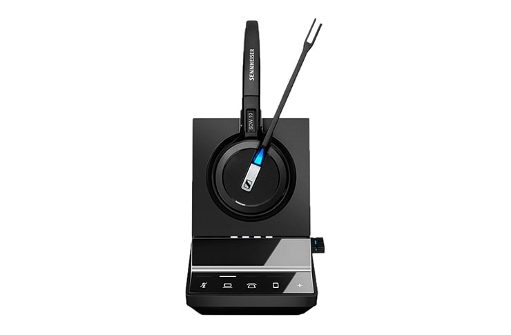 sennheiser sdw 5016 wireless headset front