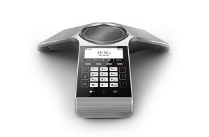 yealink cp920 conference phone front view